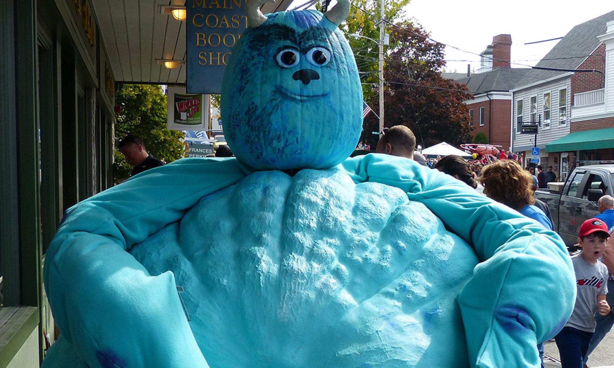 PITTSBURGH MONSTER PUMPKINS FESTIVAL...Sat. & Sun. Oct. 20-21, 2018